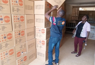 4000 kits de dignité au profit des Personnes déplacées internes de Barsalogho et Djibo