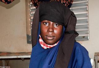 Djeneba - Jeune mère sous méthode contraceptive