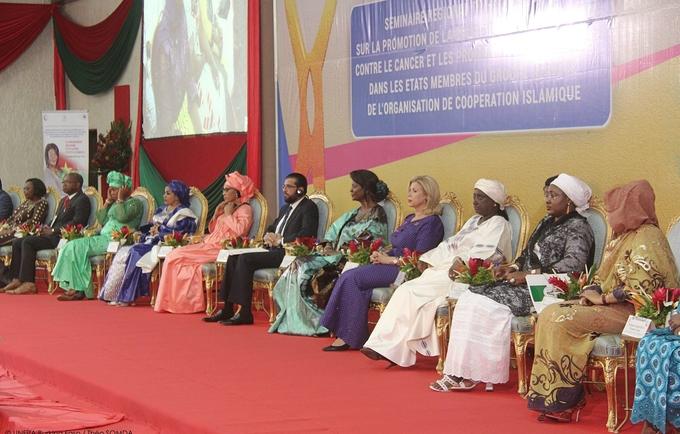 Les Premières Dames d'Afrique mobilisées pour la lutte contre les cancers