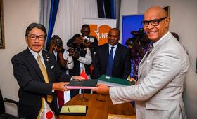 Le Japon, aux côtés de UNFPA pour renforcer les capacités des adolescents et jeunes du Burkina Faso en santé sexuelle et reproductive (SSR).