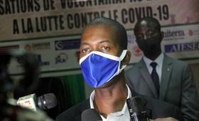 Interview du Directeur Général du Groupement d'Intérêt Public-Programme National de Volontariat au Burkina Faso (GIP-PNVB)
