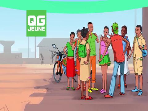Rejoins la génération QG Jeune !!